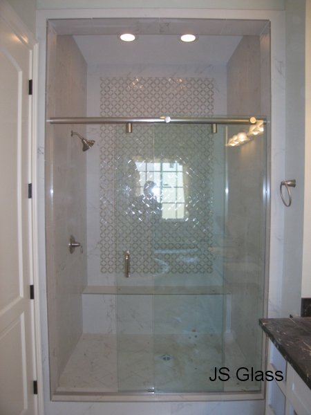 Hydroslide Sliding Shower Door Js Glass